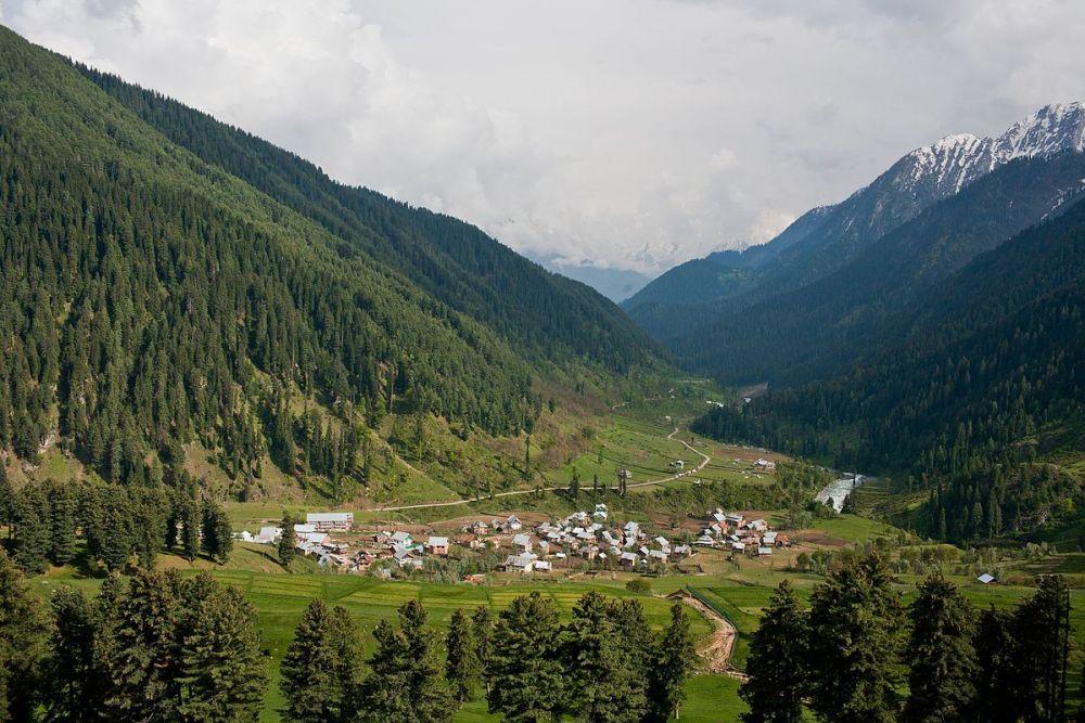 Aru Valley, Pahalgam, Kashmir, India