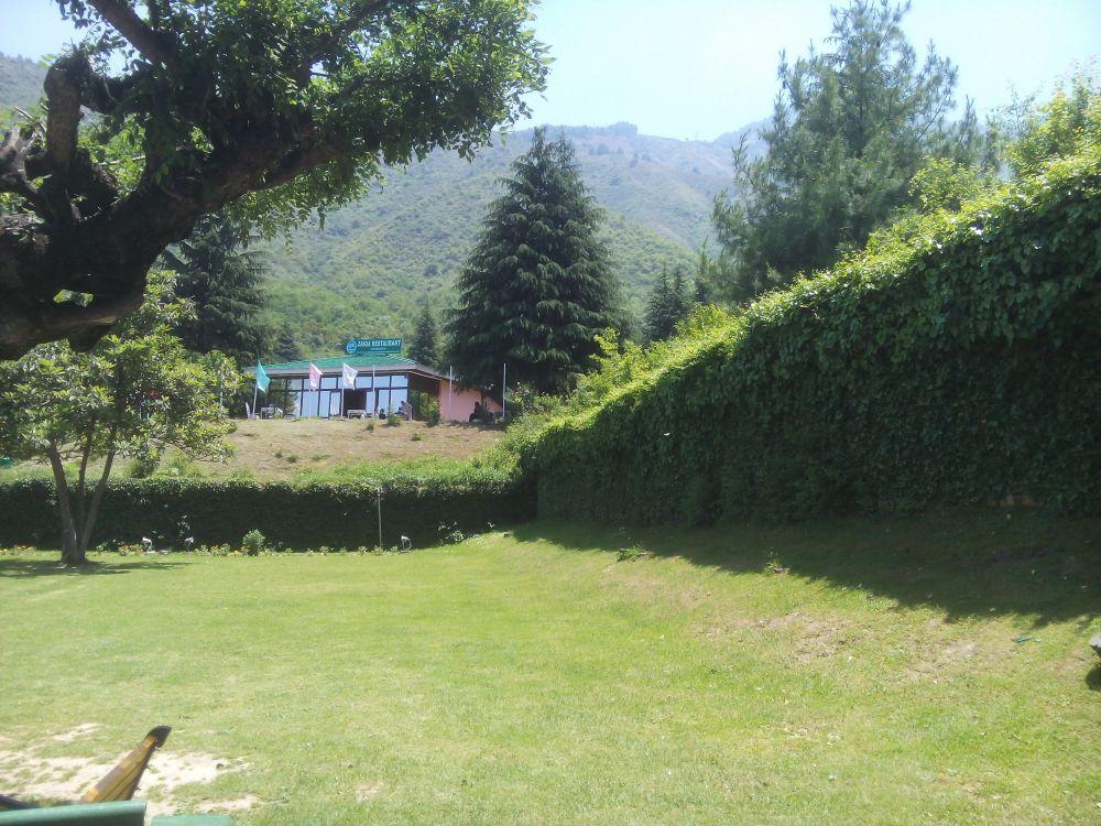 Chashme Shahi, Srinagar, Kashmir, India