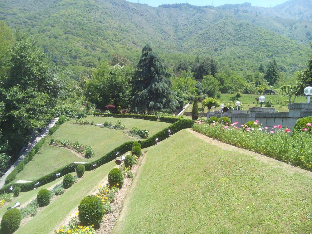 Botanical Garden, Srinagar, Kashmir, India