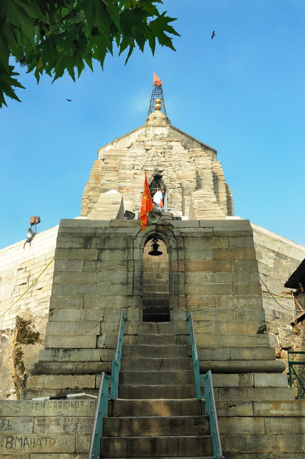 Shankaracharya Temple, Srinagar, Jammu & Kashmir, India