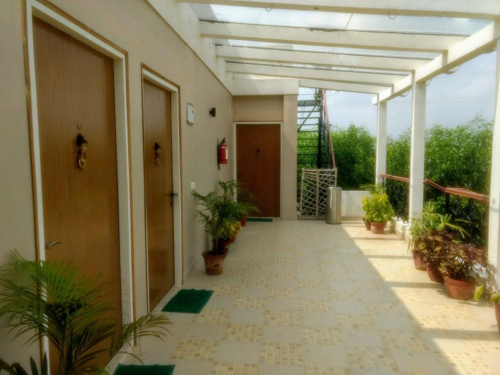 Upasana Resort, Shantiniketan, India