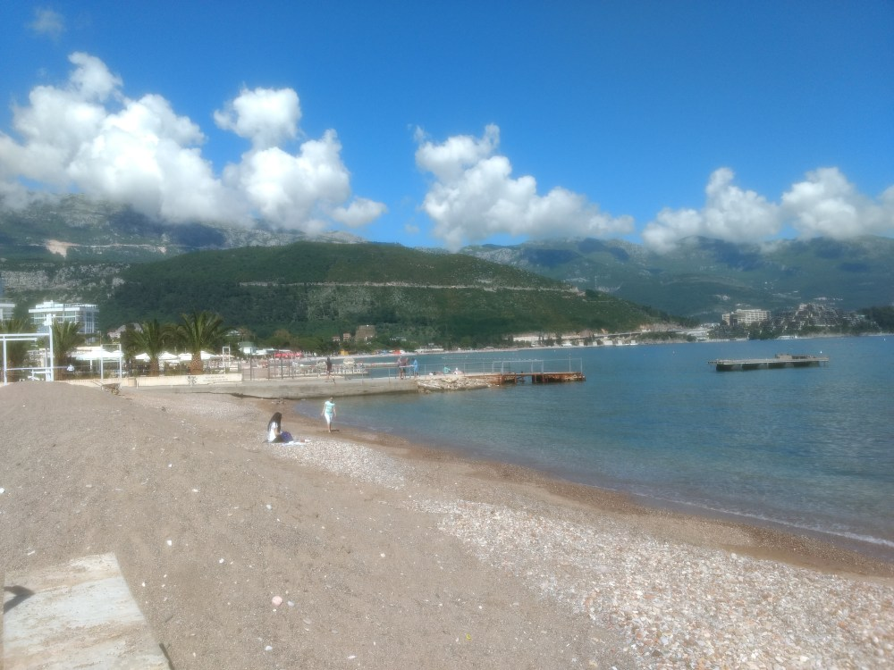 Old Town Beach, Montenegro