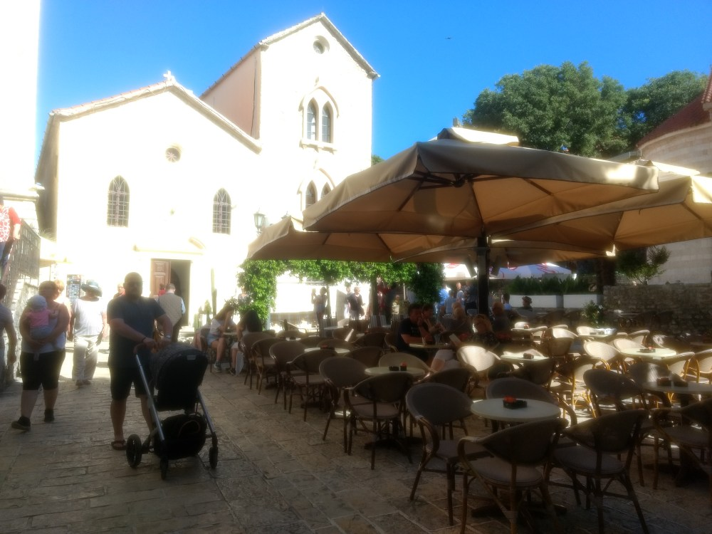 Old Town, Budva, Montenegro