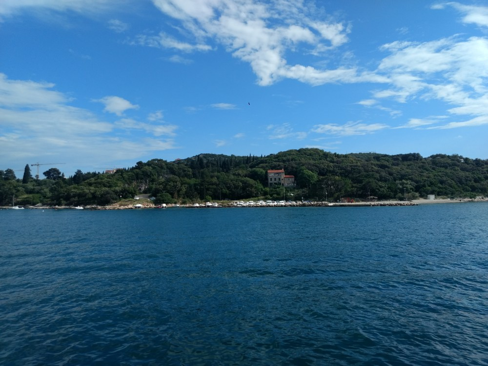 Lopud Island boat tour to Elaphiti Islands, Dubrovnik, Croatia