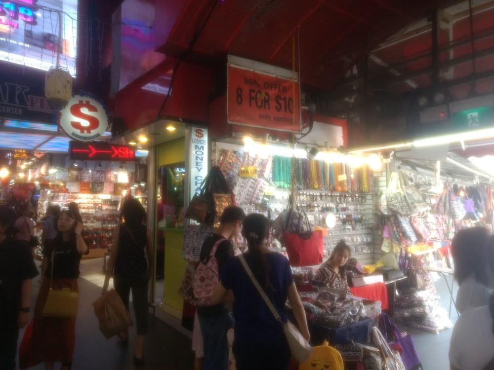 Bugis Street Market, Singapore