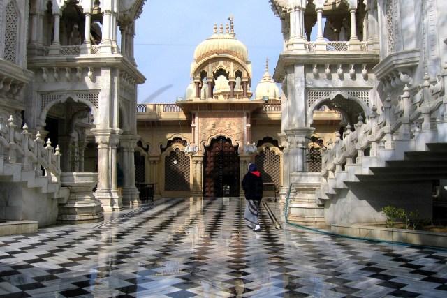 Vrindavan Temple, Vrindavan, India