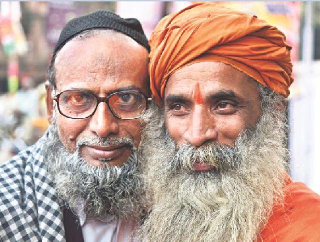 Friendship between communities, Ayodhya, India