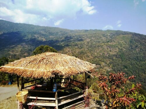 Toryok Village,Sittong