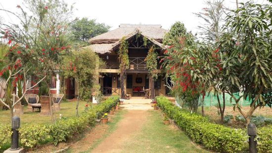 Debanandapur Village,Shantiniketan