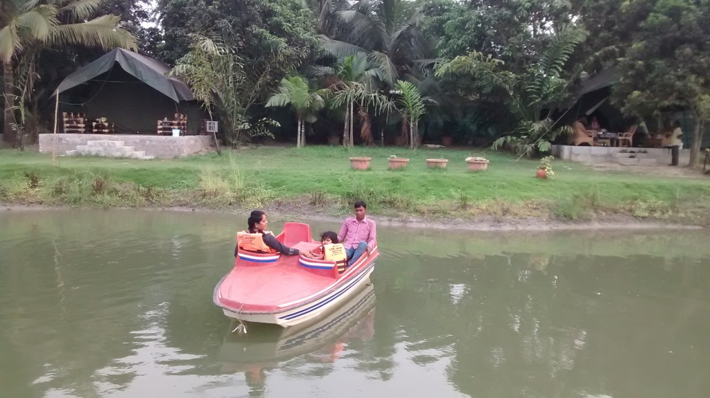 Jungle Tent Camp Kolkata