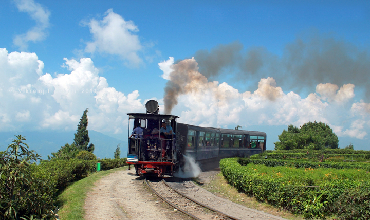 Darjeeling Tourism Toy Train
