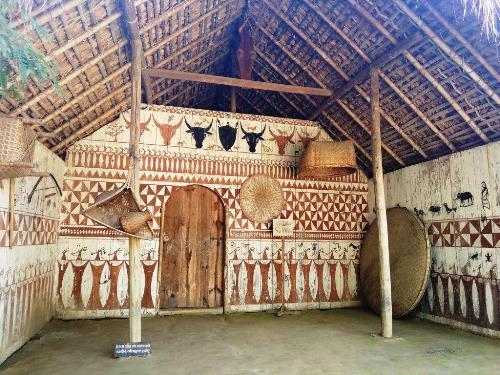 Andro Tribal Village