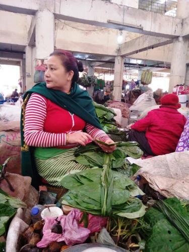 Ima Market Imphal Manipur