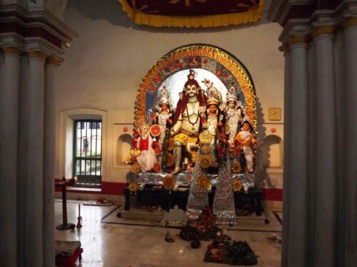 Durga Puja of Rural Bengal