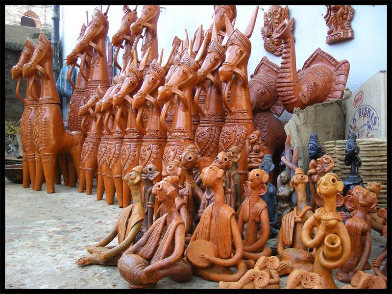 Terracotta & Pottery-Panchmura