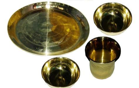 Kaansha-Brass Utensils