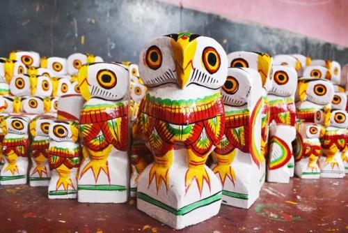 Wooden Doll-Natungram,Bardhaman