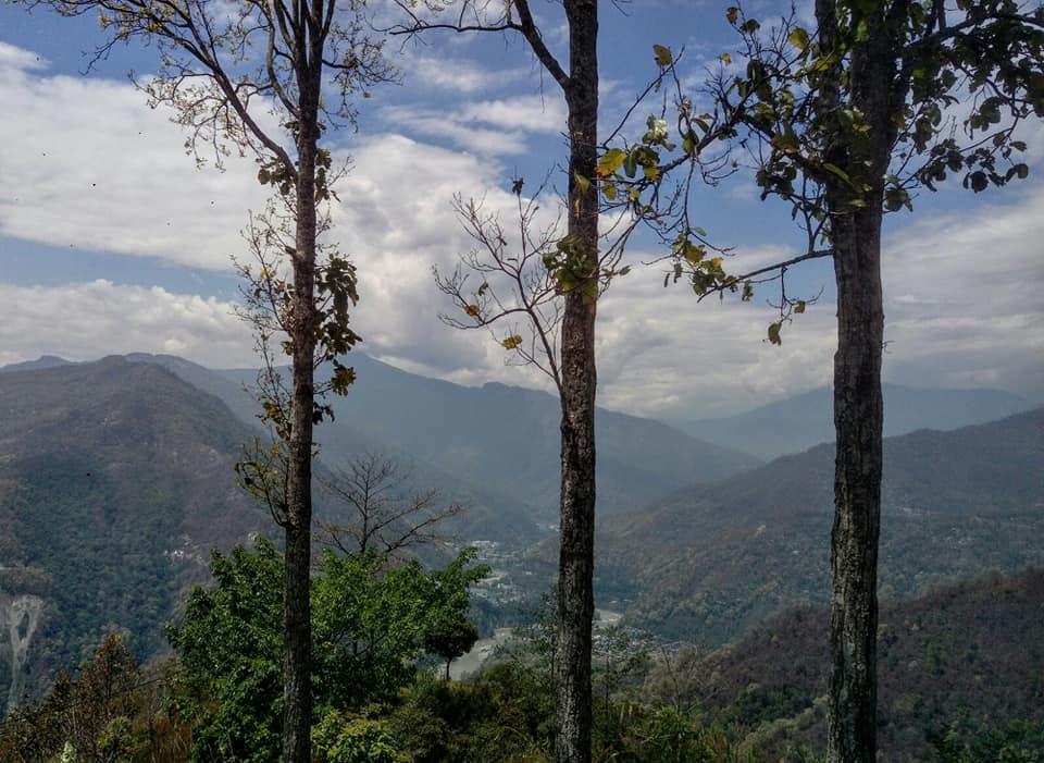 Mangerjung near Rangpo