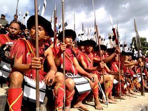 Nagaland Hornbill Festival 2019