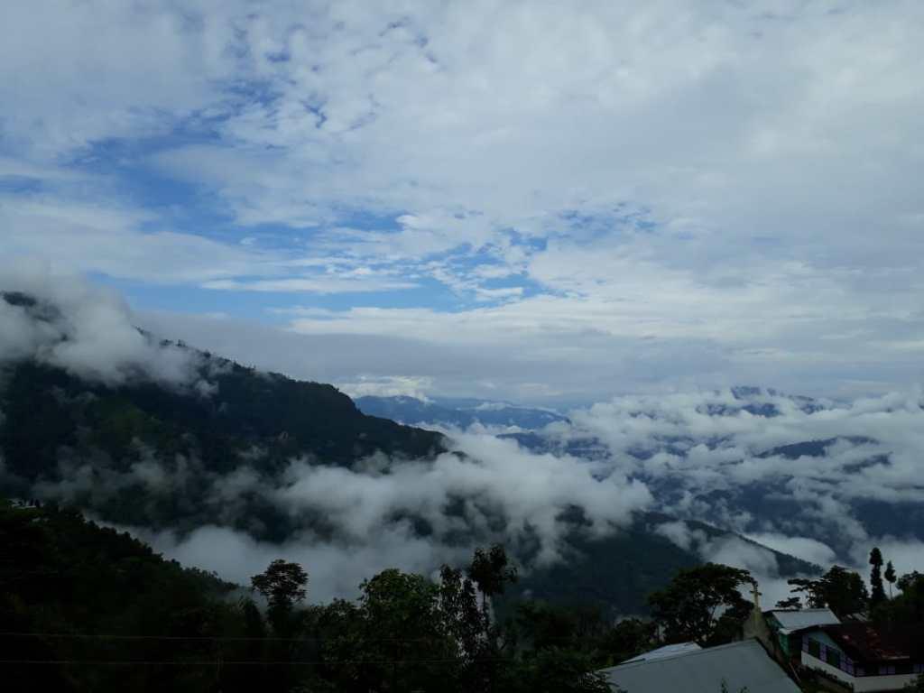Barmek or Burmiak Kalimpong