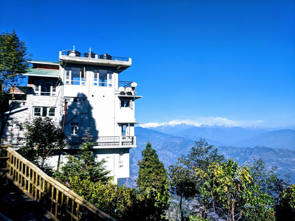 Delo Retreat,Kalimpong