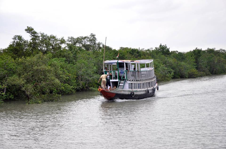 Jharkhali-Sundarbans