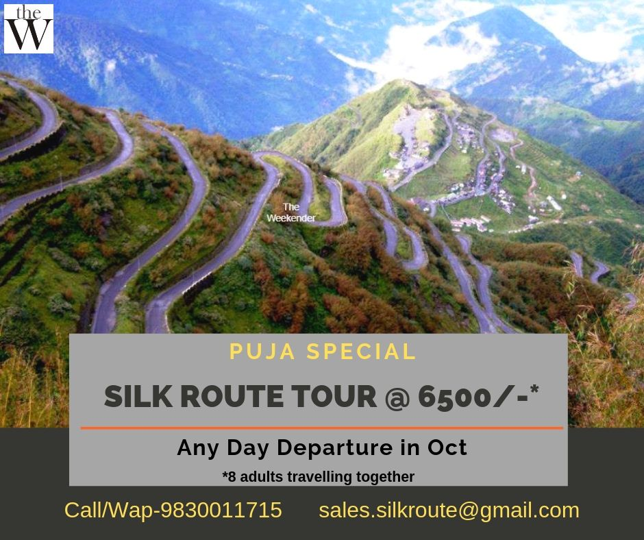 Exclusive Silk Route Tour in Puja 2019