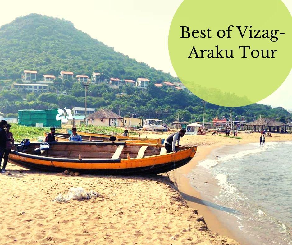 Vizag Araku Tour from Kolkata