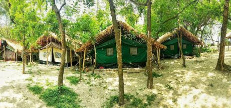 Mousuni Island Tents