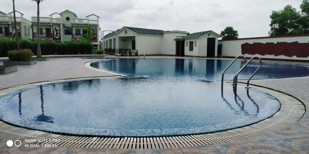 Ballavpur Garden resort