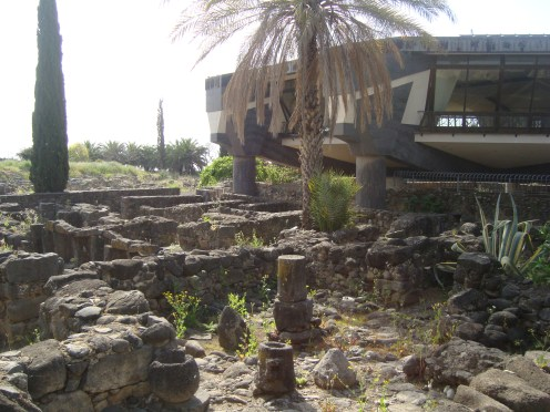 12-Israel-Nazreth-Capernaum-Remains of Fisherman Village-2