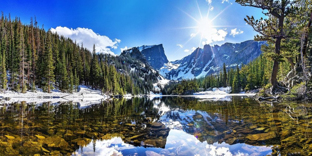USA Bucket List for families featured by top US family travel blog, Travel With a Plan:: Colorado rocky mountains