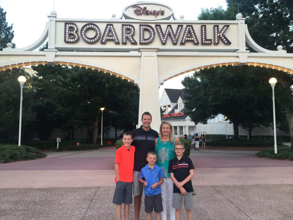 Disney non-park day-resorts