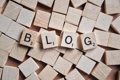 blog term