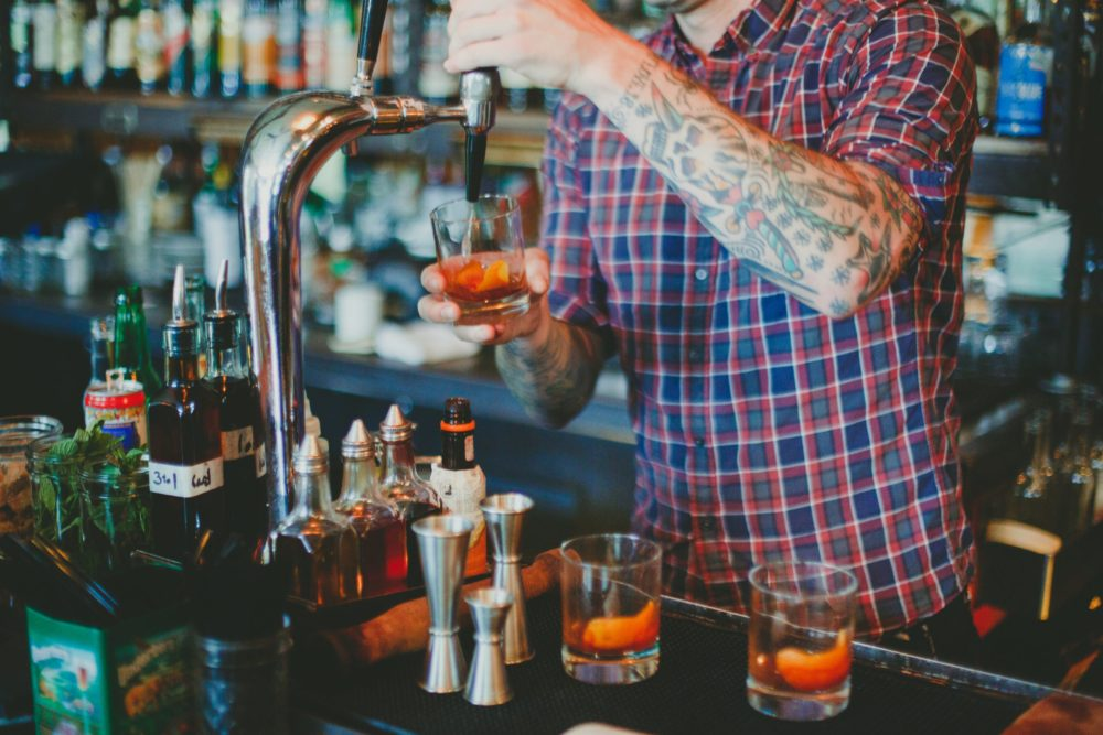 Top US Travel Blog highlights a girls weekend in Austin TX: best cocktails.
