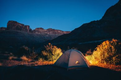 Family Camping List from Top U.S. travel blog, Travel With A Plan
