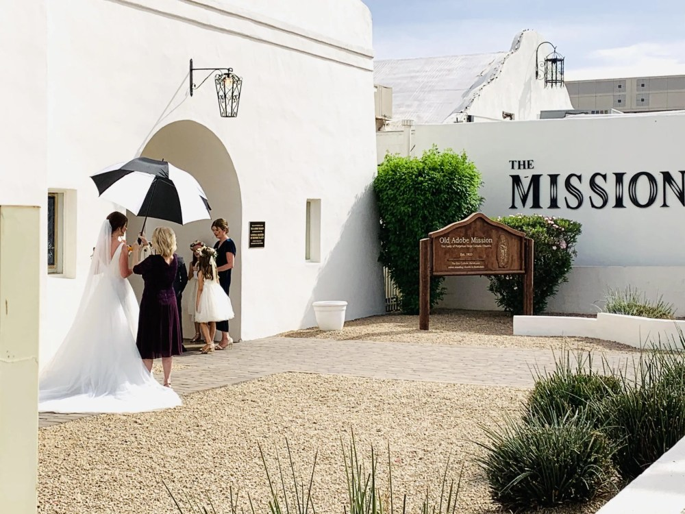 The Mission Church, Old Town Scottsdale