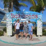The Bahamas In One Day & How to Get Rid of Itchy Sunburn Symptoms