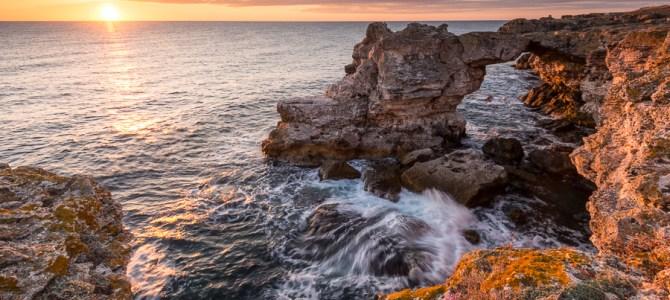 Tyulenovo sau coasta salbatica a Marii Negre