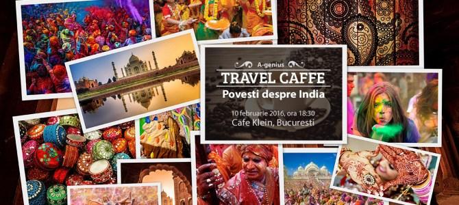Am lansat Travel Caffe, locul in care stam la povesti despre calatorii