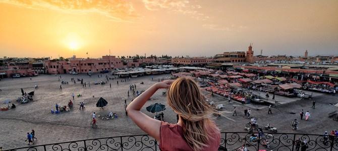 """Primii pași în Marrakesh: """"love it or hate it""""!"""