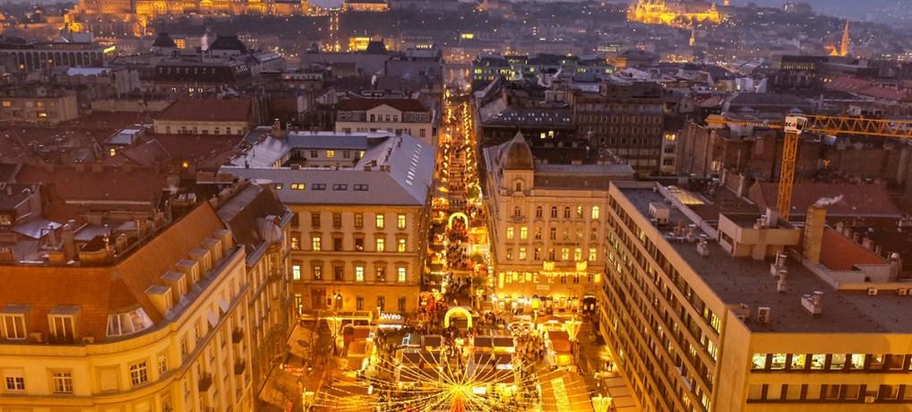 """#WinterExplorer: Pietele de Craciun ale Budapestei sau """"Christmas food markets"""""""