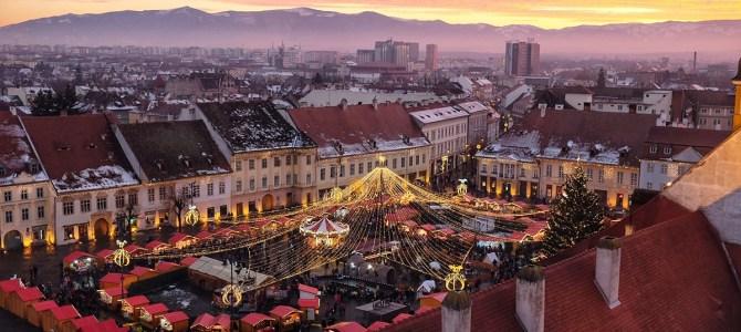 #WinterExplorer: Pietele de Craciun ale Romaniei – Sibiu, Brasov, Bucuresti (2016)