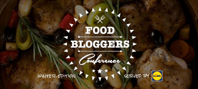 Pe 13 decembrie merg la Food Bloggers. Vii si tu?