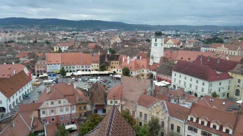 Sibiu and its secret legends