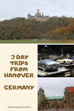 3 day trips from Hanover Germany