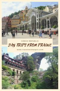 Best day trips you can take from Prague Czech Republic