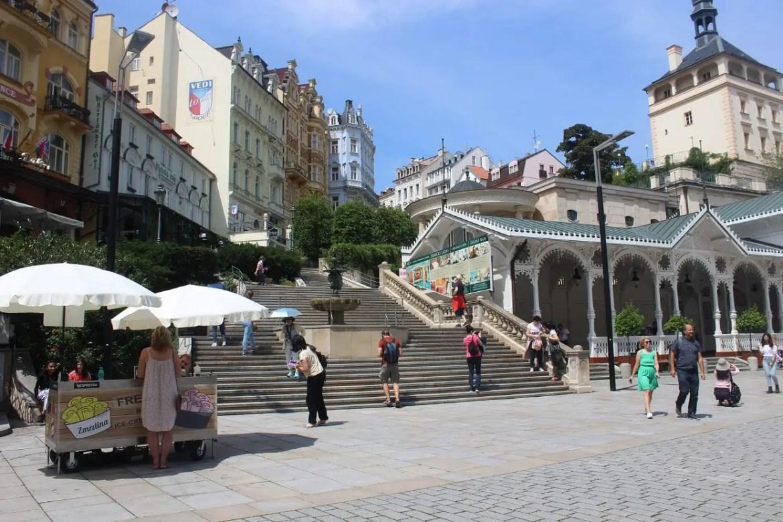 Karlovy Vary - day trips from Prague