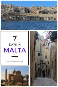 7 days Malta