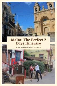 Malta 7 days